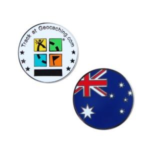 Australia Micro Geocoin