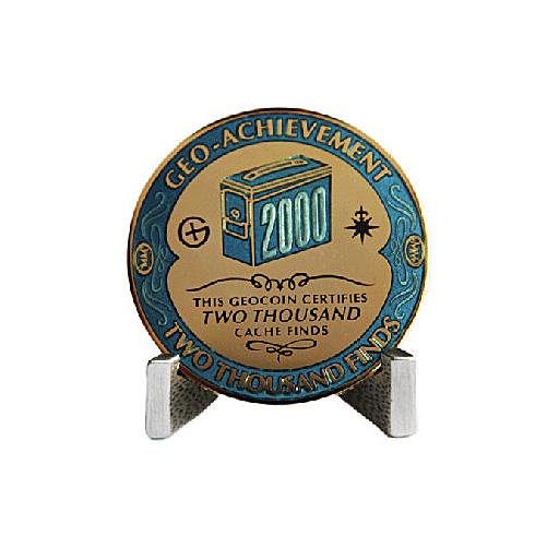2000 Finds Geo Achievement Award Set