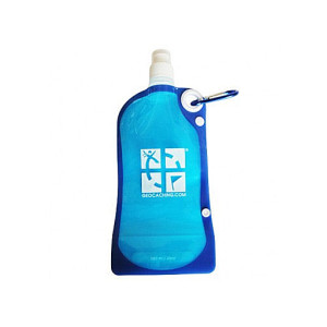 Packable 590ml Water Bottle