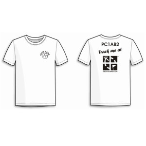 Trackable T-Shirt